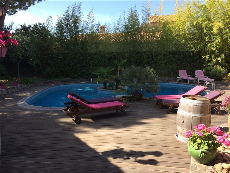 Vente de prestige maison / villa Lunel 695000€ - Photo 2