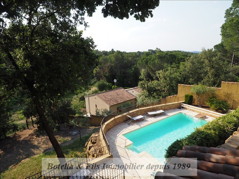 Vente maison / villa St victor la coste 388000€ - Photo 2