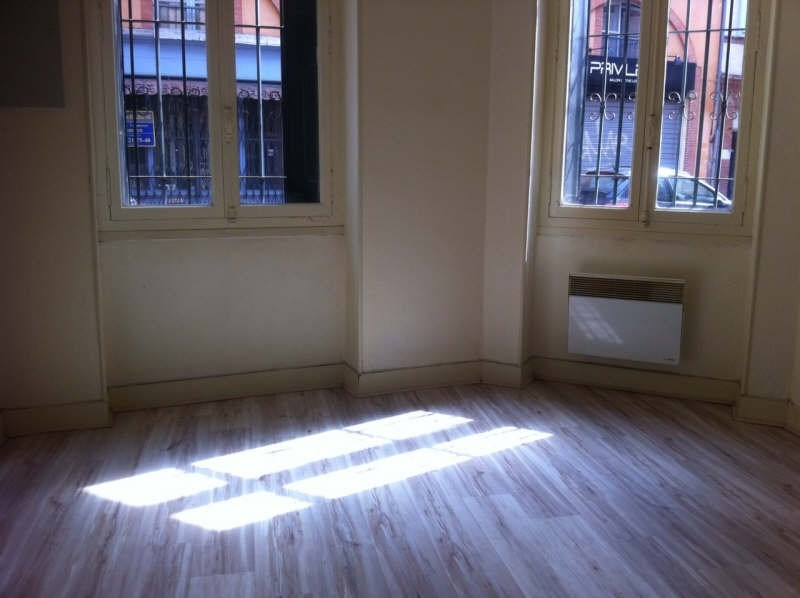 Rental apartment Toulouse 366€ CC - Picture 2
