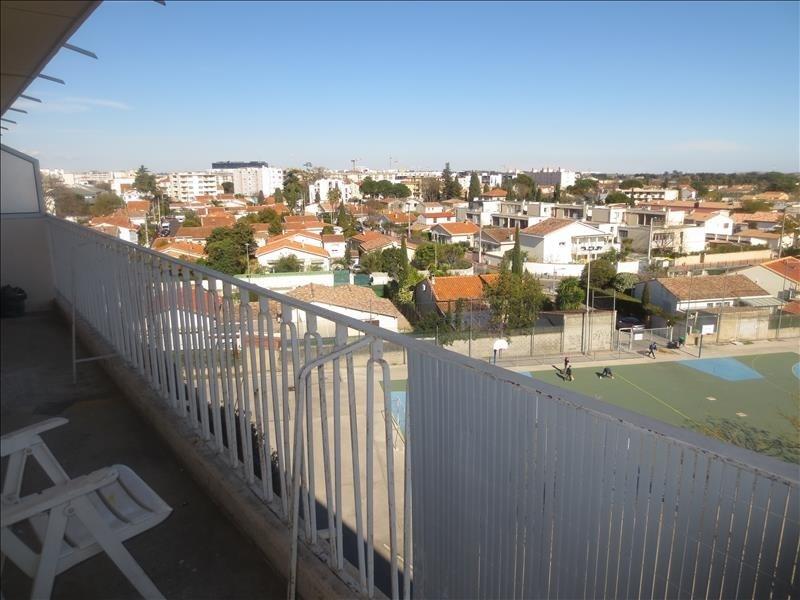 Verkoop  appartement Montpellier 128000€ - Foto 1