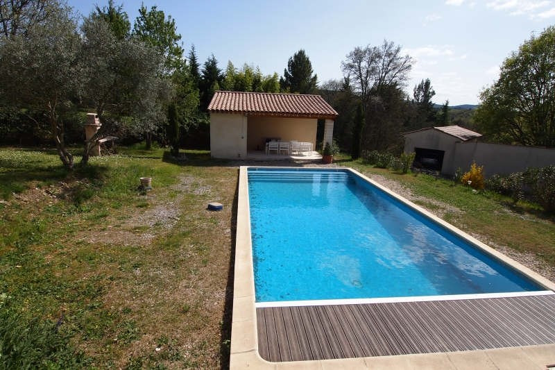 Sale house / villa Barjac 269000€ - Picture 2