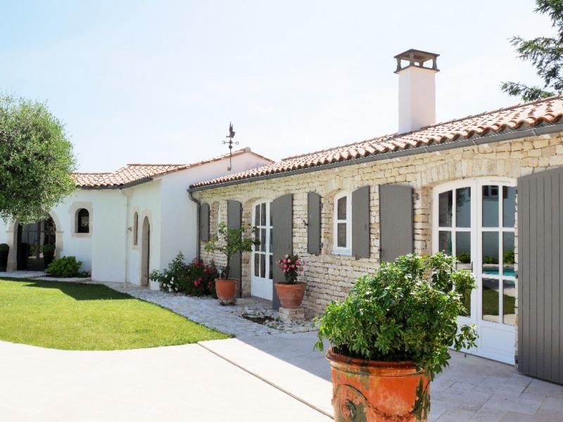 Vente de prestige maison / villa Le bois plage en re 2677500€ - Photo 2