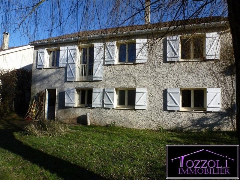 Sale house / villa Villefontaine 258000€ - Picture 1