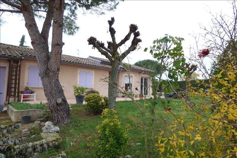 Vente maison / villa Mours st eusebe 330000€ - Photo 1