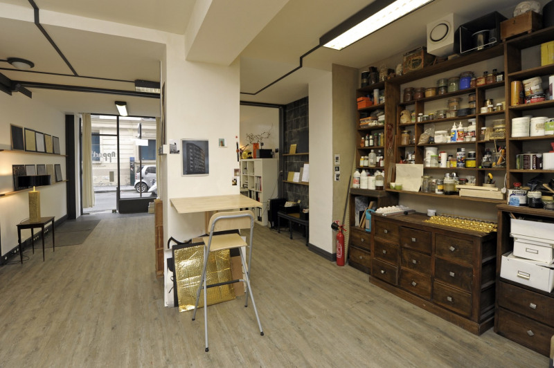 Commercial lease transfer shop Paris 10ème 61 500€ - Picture 2