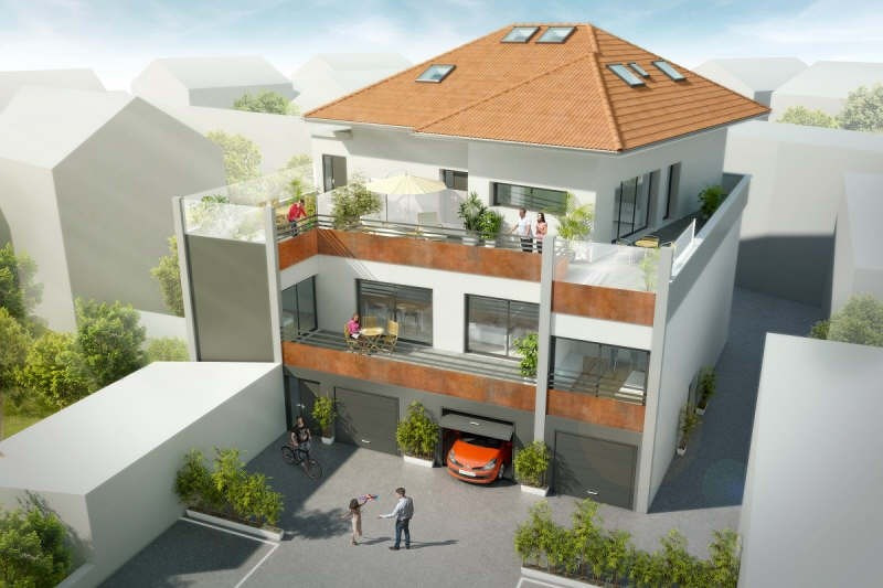 Venta de prestigio  apartamento Aix les bains 155970€ - Fotografía 1