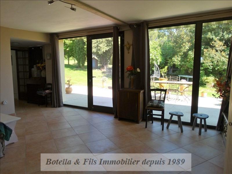 Vente maison / villa Bagnols sur ceze 329000€ - Photo 9