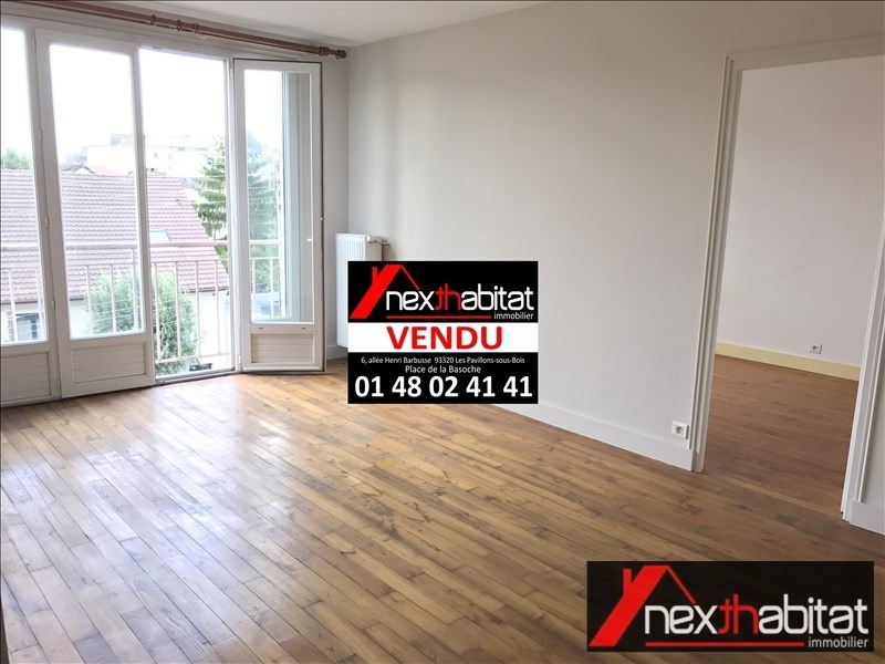 Vente appartement Livry gargan 152000€ - Photo 1