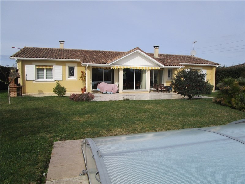 Vente maison / villa Carbon blanc 420 000€ - Photo 2