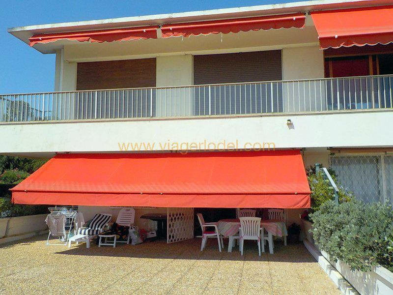 Life annuity apartment Antibes 95000€ - Picture 2