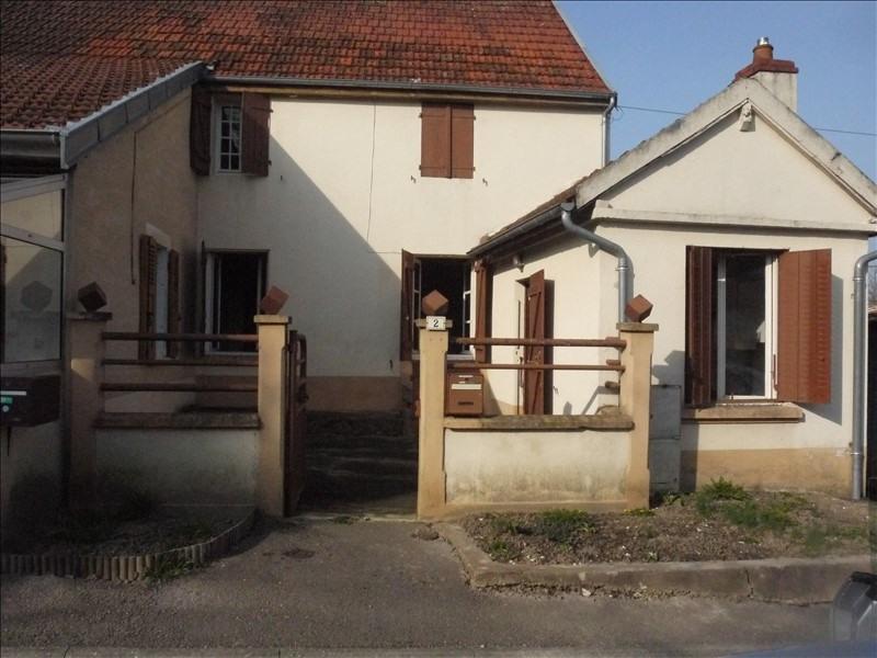 Vente maison / villa Lamarche sur saone 65100€ - Photo 1