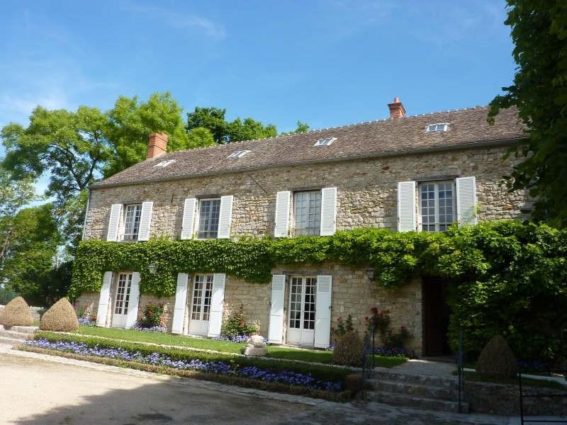 Vente maison / villa Chailly en biere 985000€ - Photo 1