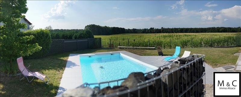 Deluxe sale house / villa Lauterbourg 359000€ - Picture 2