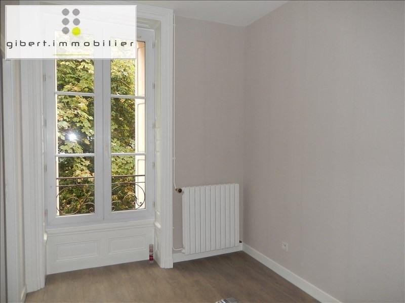 Rental apartment Le puy en velay 362,79€ CC - Picture 3