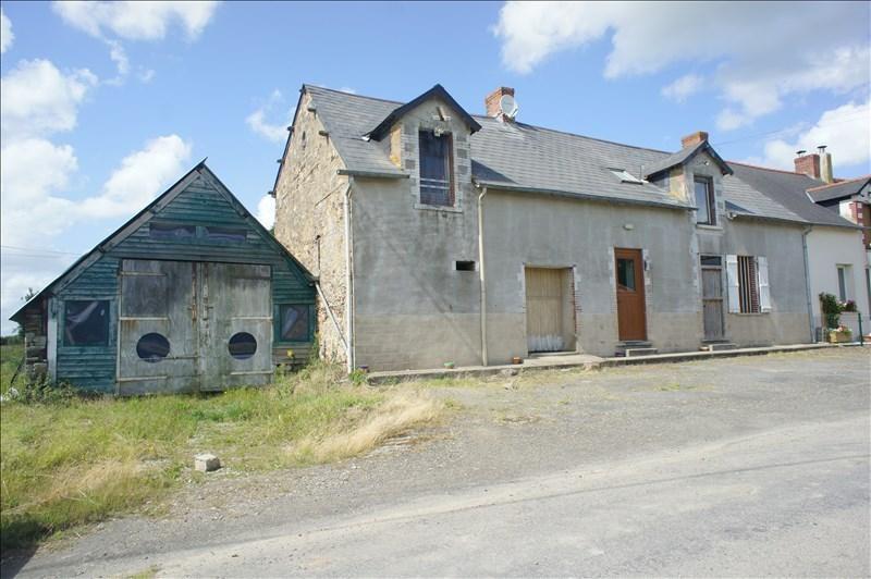 Vente maison / villa Ruffigne 76850€ - Photo 1