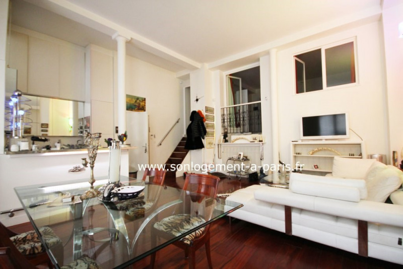 Sale loft/workshop/open plan Paris 10ème 1 850 000€ - Picture 6
