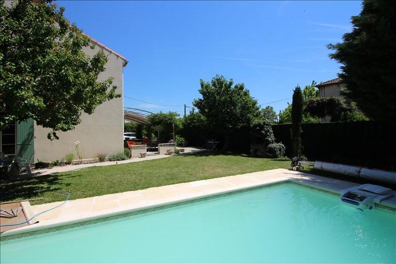 Vente maison / villa Entraigues sur sorgues 334000€ - Photo 2