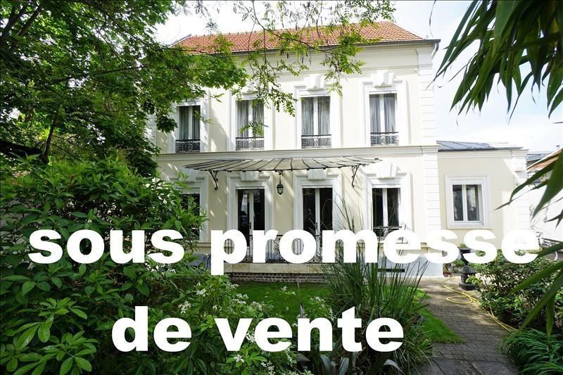 Vente de prestige maison / villa Asnieres sur seine 1795000€ - Photo 1