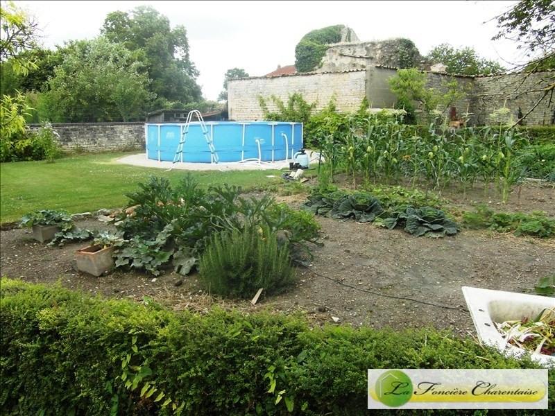 Vente maison / villa Brioux sur boutonne 197500€ - Photo 5