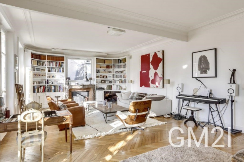 Vente de prestige appartement Paris 16ème 3 140 000€ - Photo 11