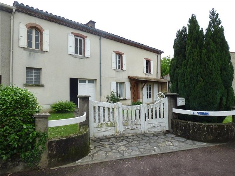 Sale house / villa Payrin augmontel 123000€ - Picture 1