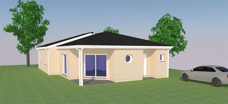 Maison  6 pièces + Terrain 400 m² Saint-Caprais-de-Bordeaux par BATICA
