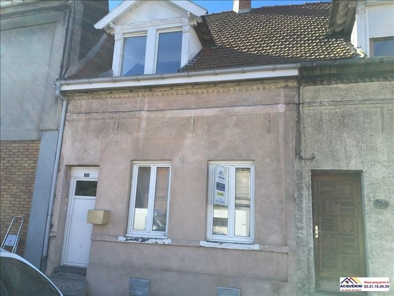 Vente maison / villa Henin beaumont 79500€ - Photo 1