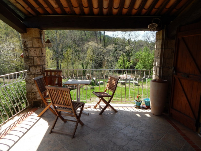 Sale house / villa Villecroze 252000€ - Picture 10