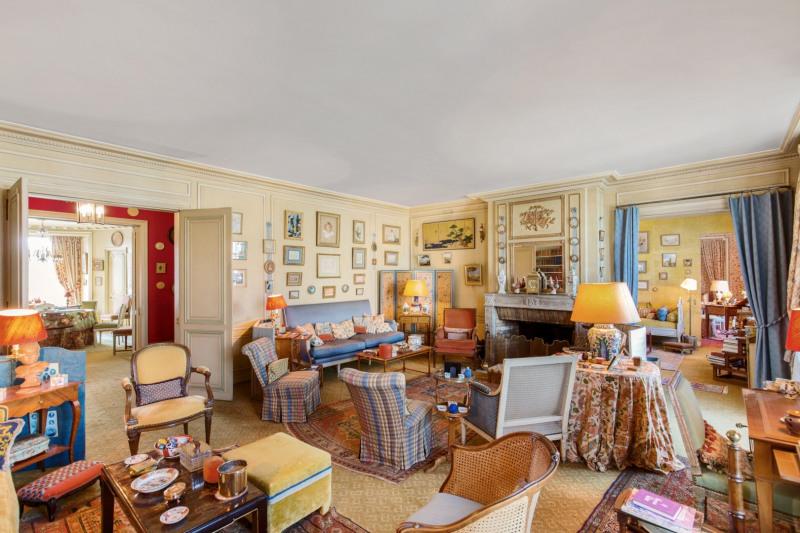 Revenda residencial de prestígio apartamento Paris 16ème 3250000€ - Fotografia 3