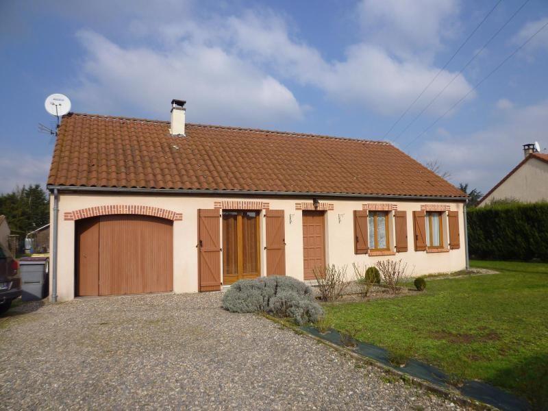 Vente maison / villa St remy en rollat 158000€ - Photo 1