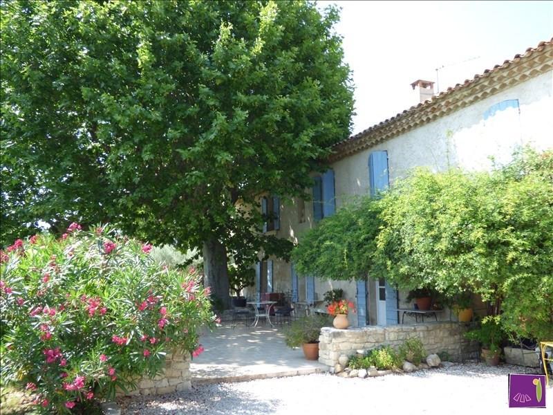 Immobile residenziali di prestigio casa Uzes 997000€ - Fotografia 14