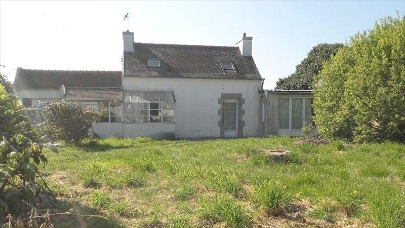 Vente maison / villa Lannilis 84000€ - Photo 1