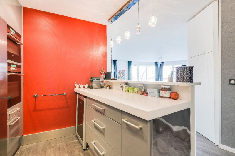 Deluxe sale apartment Boulogne billancourt 1050000€ - Picture 5