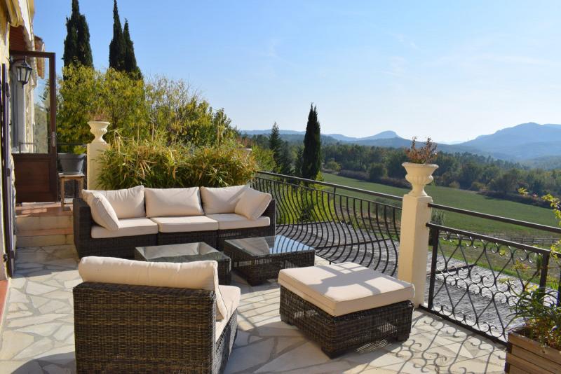 Revenda residencial de prestígio casa Fayence 1590000€ - Fotografia 23