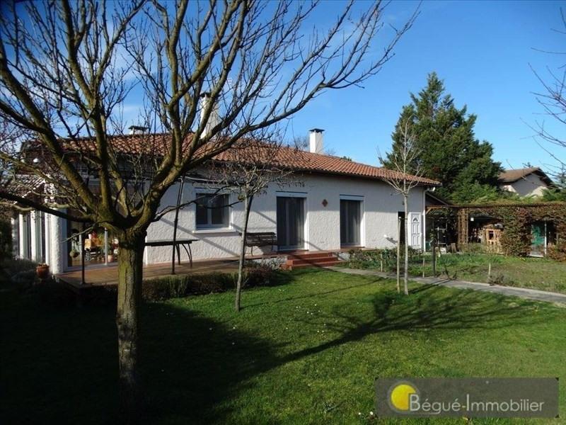 Sale house / villa Pibrac 471000€ - Picture 2