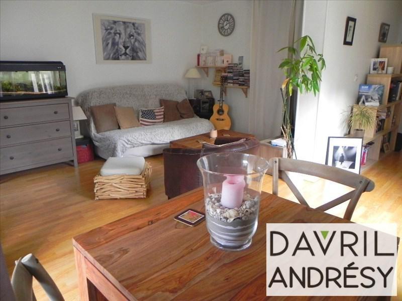 Revenda residencial de prestígio apartamento Andresy 179500€ - Fotografia 6