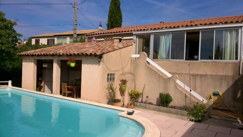 Location maison / villa Lancon provence 1350€ CC - Photo 1