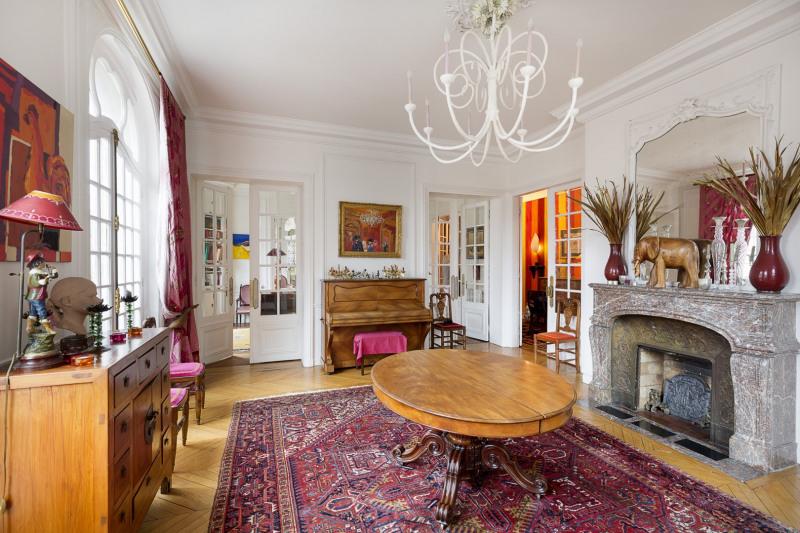 Revenda residencial de prestígio apartamento Paris 7ème 4680000€ - Fotografia 11
