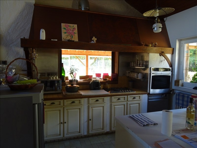 Revenda casa Fleury sur loire 212000€ - Fotografia 8