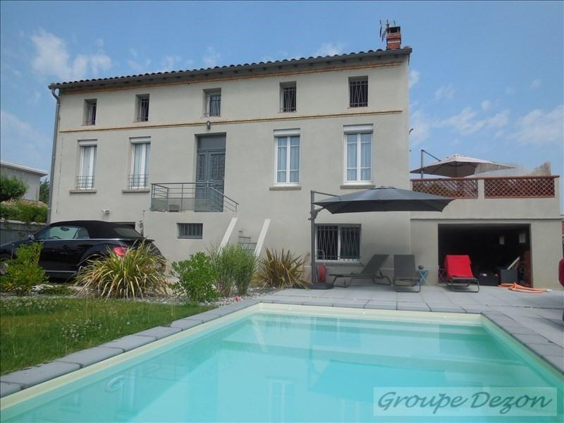 Vente maison / villa Aucamville 445000€ - Photo 1