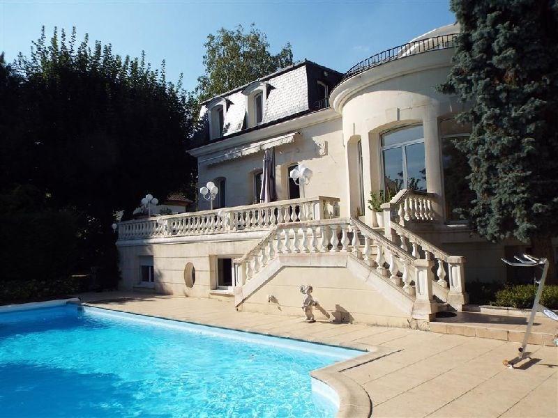 Deluxe sale house / villa Epinay sur orge 1570000€ - Picture 1