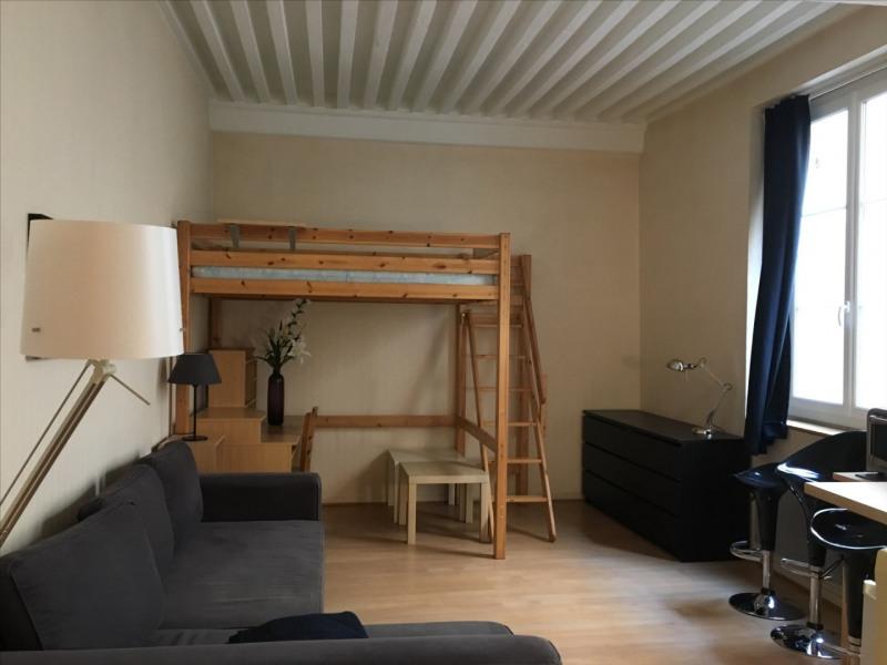 Location appartement Lyon 4ème 495€ CC - Photo 1