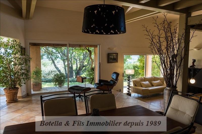 Deluxe sale house / villa Goudargues 598000€ - Picture 8