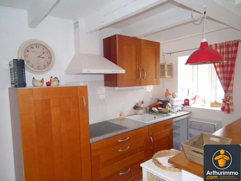 Sale house / villa Matha 129500€ - Picture 9