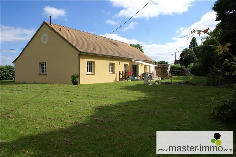Venta  casa Thoigné 190000€ - Fotografía 1