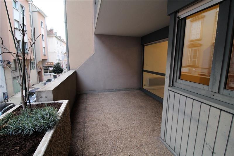 Sale apartment Voiron 145000€ - Picture 1