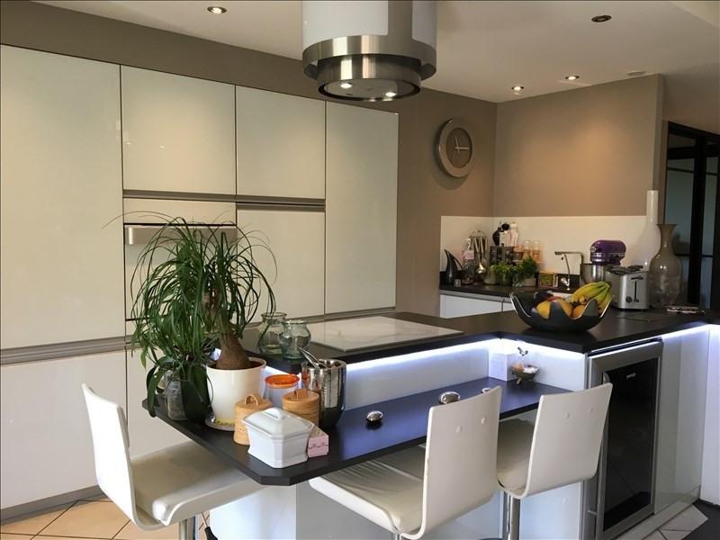 Vendita appartamento Charbonnieres les bains 396000€ - Fotografia 2