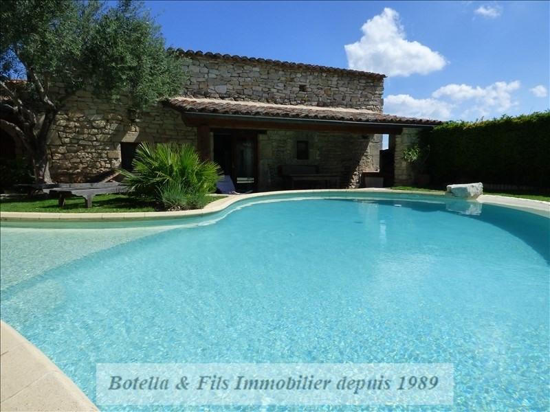 Deluxe sale house / villa Barjac 489500€ - Picture 9