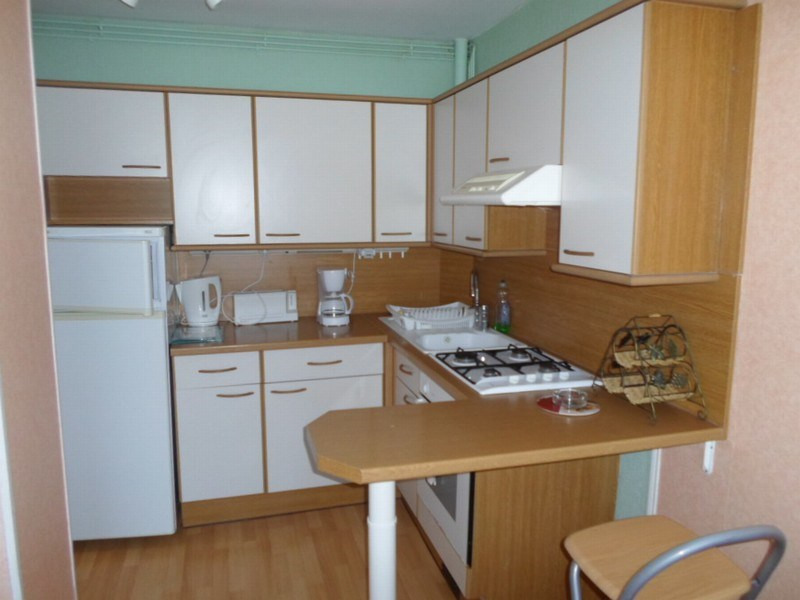 Location appartement Grandcamp maisy 472€ CC - Photo 4
