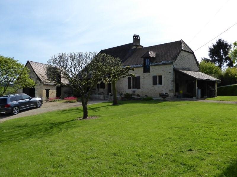 Sale house / villa La bachellerie 320000€ - Picture 2
